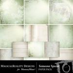 Someone Special Paper Pack-$3.99 (MagicalReality Designs)