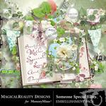 Someone Special Embellishment Pack-$3.49 (MagicalReality Designs)
