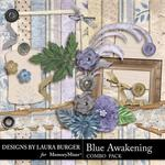 Blue Awakening Combo Pack-$4.99 (Laura Burger)