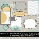 Catching A Moment Journals-$2.49 (Laura Burger)