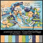 Come On Get Happy Combo Pack-$4.99 (Jumpstart Designs)