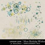 More Birthday Wishes Scatterz-$1.99 (Lindsay Jane)