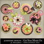 Get Your Moxie On Blooms-$2.99 (Jumpstart Designs)