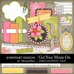 Get Your Moxie On Journalers-$2.49 (Jumpstart Designs)