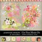 Get Your Moxie On Splatters-$2.49 (Jumpstart Designs)