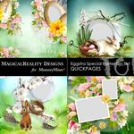 Eggstra Special Easter Quick Pages 1-$3.99 (MagicalReality Designs)