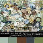 Priceless Memories Combo Pack-$4.99 (Laura Burger)