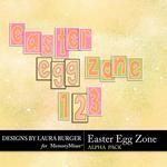 Easter Egg Zone Alpha Pack-$1.75 (Laura Burger)