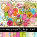 My Project April Combo Pack-$4.99 (Laura Burger)