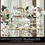 Mossberry Hill Combo Pack-$4.99 (Laura Burger)