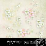 Springblossom accents small