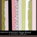 Sugar Kissed Solid Paper Pack-$3.49 (Laura Burger)