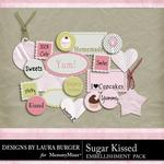 Sugar Kissed Labels-$2.49 (Laura Burger)