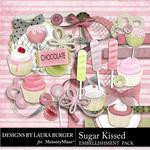 Sugar Kissed Embellishment Pack-$3.49 (Laura Burger)