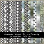 Beyond Serenity Basic Paper Pack-$3.49 (Jumpstart Designs)