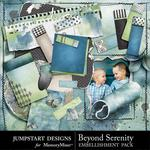 Beyond Serenity Journals-$2.40 (Jumpstart Designs)