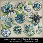 Beyond Serenity Bloom Stacks-$2.49 (Jumpstart Designs)