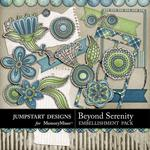 Beyond Serenity Add On Embellishment Pack-$2.40 (Jumpstart Designs)