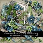 Beyond Serenity Embellishment Pack-$3.00 (Jumpstart Designs)