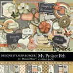 My Project February Combo Pack-$4.99 (Laura Burger)