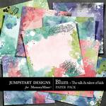 Blum Watercolors Paper Pack-$3.99 (Jumpstart Designs)