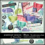 Blum Journal Bits-$2.49 (Jumpstart Designs)