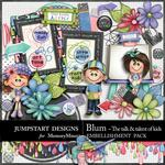 Blum Add On Embellishment Pack-$3.49 (Jumpstart Designs)