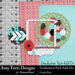 Graduation AT Add On Combo Pack-$1.99 (Amy Teets)