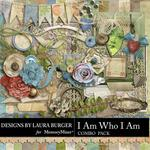 I Am Who I Am Combo Pack-$4.99 (Laura Burger)
