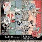 Solitude Mini Add On Pack-$3.49 (Fayette Designs)