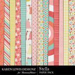 Stella Paper Pack-$3.99 (Karen Lewis)