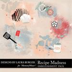 Recipe Madness Scatters-$2.49 (Laura Burger)