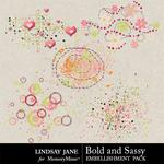 Bold and Sassy Scatterz-$1.99 (Lindsay Jane)