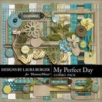 My Perfect Day Combo Pack-$4.99 (Laura Burger)