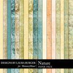 Nature Paper Pack-$1.75 (Laura Burger)