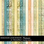Nature Paper Pack-$3.49 (Laura Burger)