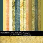 Nature Paper Pack 2-$3.49 (Laura Burger)