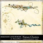 Nature Clusters-$2.49 (Laura Burger)