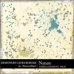 Nature Scatters-$2.49 (Laura Burger)