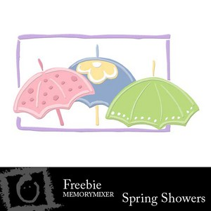 Spring showers medium