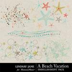 A Beach Vacation Scatterz-$1.99 (Lindsay Jane)
