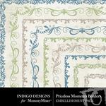 Priceless Moments Borders-$1.00 (Indigo Designs)