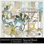 Special Bond Combo Pack-$4.99 (Laura Burger)