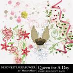 Queen For A Day Scatters-$2.49 (Laura Burger)