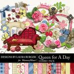 Queen For A Day Combo Pack-$4.99 (Laura Burger)