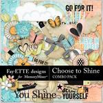 Choose to Shine Combo Pack-$4.99 (Fayette Designs)