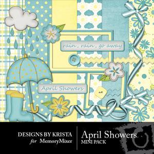 April showers medium