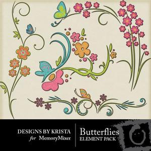 Butterflies preview medium
