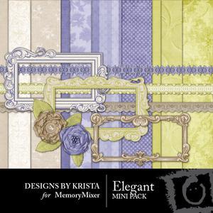 Elegant preview medium