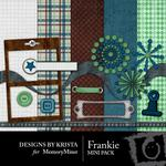 Frankie Mini Pack-$3.99 (Designs by Krista)